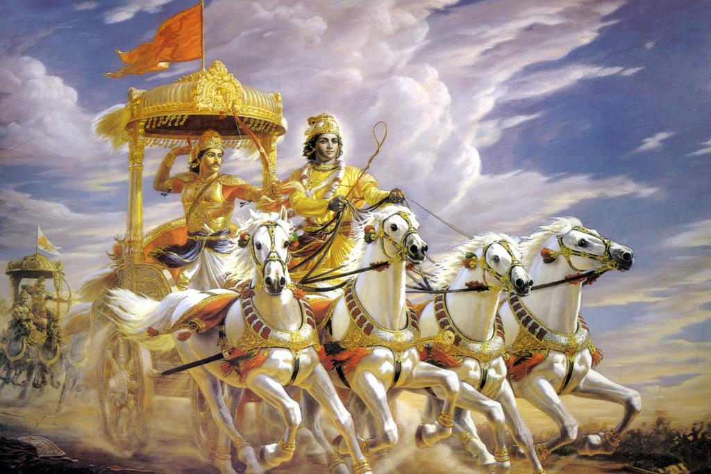 Bhagavad-Gita – la canción del Alma Suprema